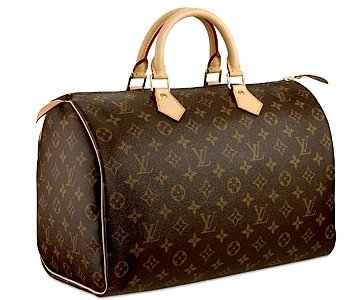 Louis Vuitton Monogram Speedy Bag