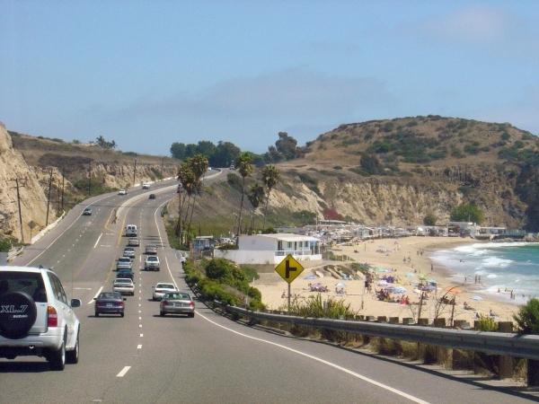 Pacific Coast Highway –California