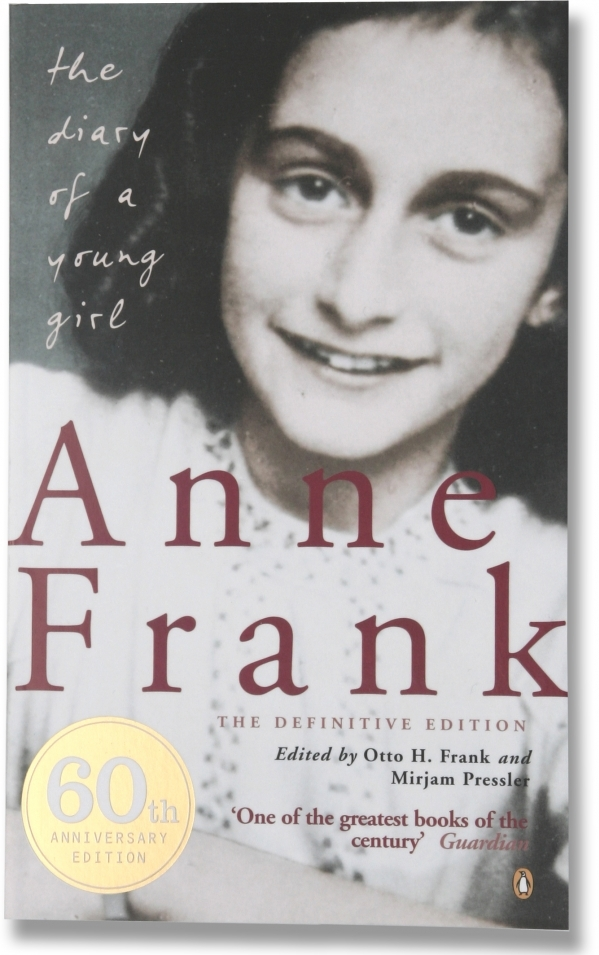 an analysis of the diary of a young girl an autobiography by anne frank Buy online and support teen ink: the diary of a young girl is one of the world's most read books discovered in the attic of the writer's father's office building, the diary was translated and published in english in 1952 anne frank is not only the main character, but also the author of this.