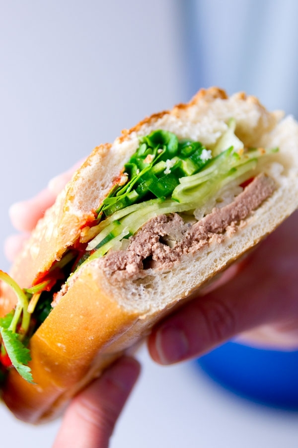 Banh Mi - 7 Irresistible Sandwiches for Lazy Saturday Afternoons…