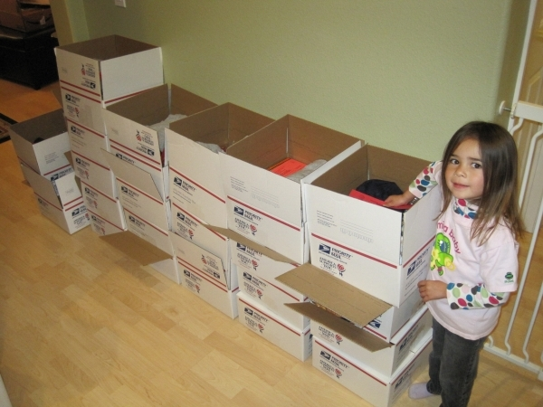 Care Packages to Our Troops