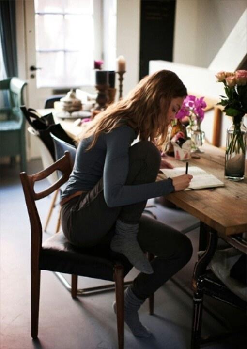 Practice Free Writing