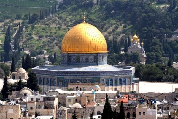 Old Jerusalem – Dome of the Rock