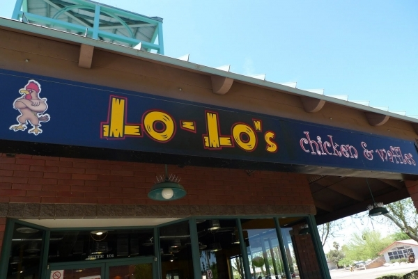 Lolo's Chicken and Waffles - Phoenix, AZ