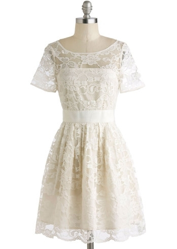 Adrift on a cloud 9 phenomenal modcloth dresses to rock for Wedding dresses st cloud mn
