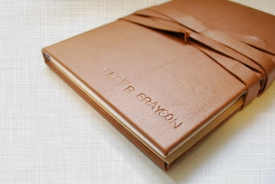 Leather Book Cover Diy ~ Leather creative and cute diy notebooks lifestyle
