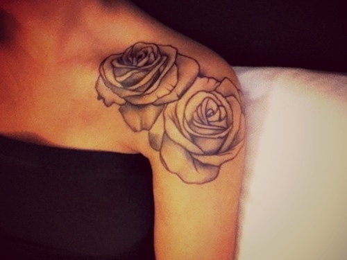 11 shoulder 20 best places for women to get for Places to get a tattoo