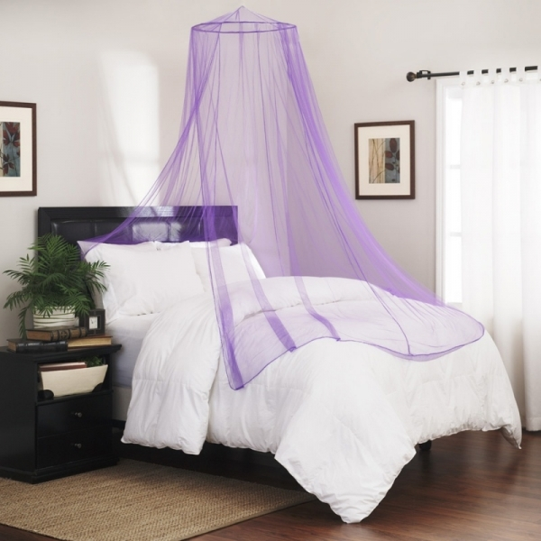 Make A Canopy Bed hoop - 13 gorgeous diy canopy beds  diy