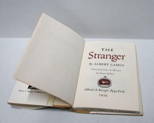 """""""the Stranger"""""""