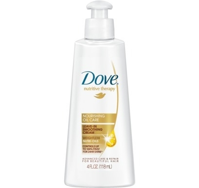 Dove Oil Care Detangler Review Dove Nourishing Oil Hair Care