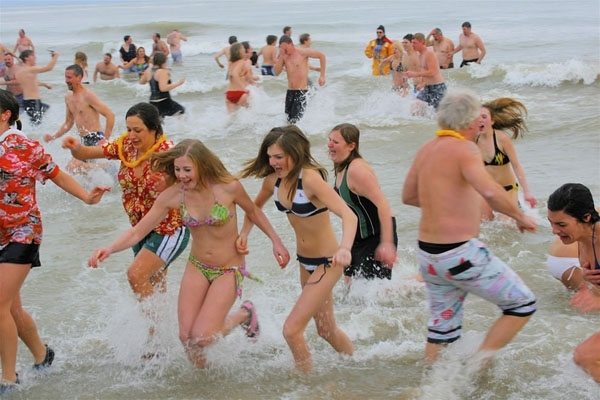 Take the Polar Bear Plunge
