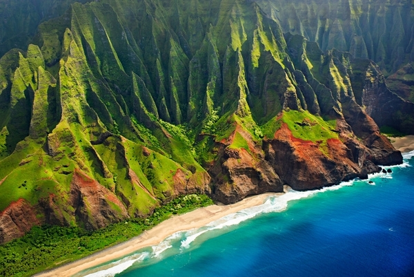 Take a Helicopter Tour over Hawaii