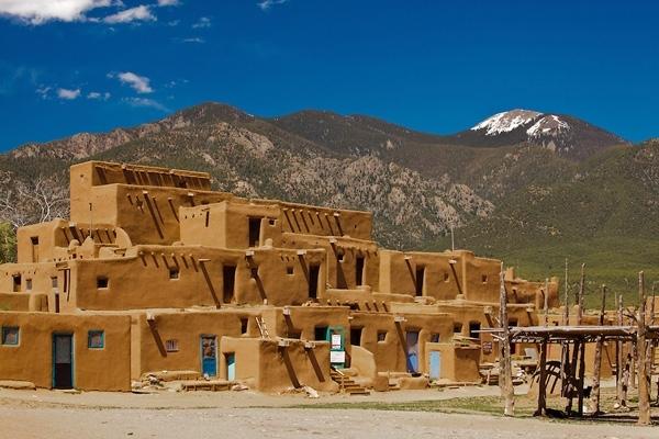 Visit Taos Pueblo, New Mexico