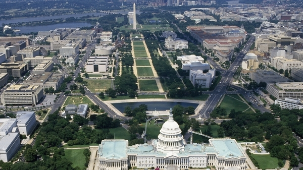 Tour the National Mall, Washington DC