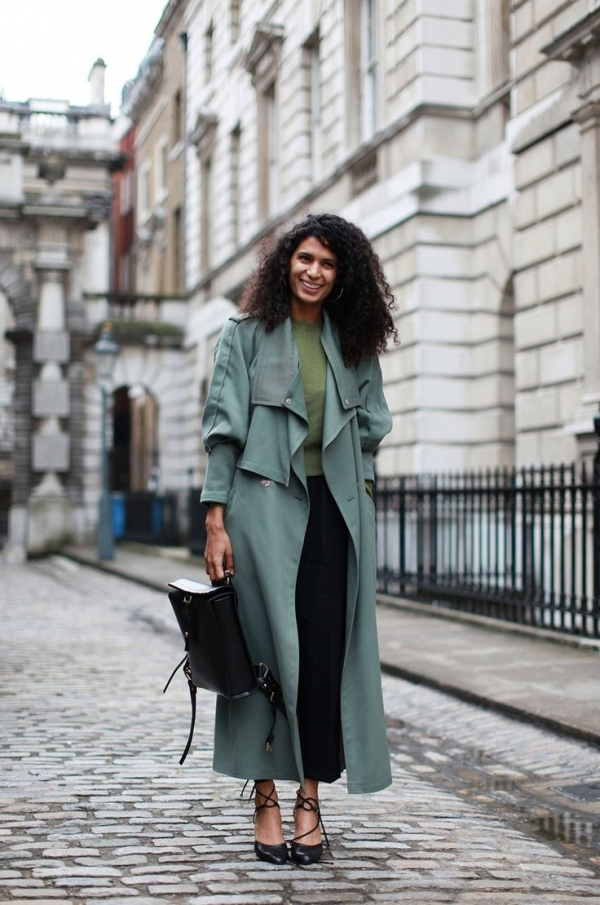 Long Coat Styles -20 Ways to Wear Long Coats This Winter