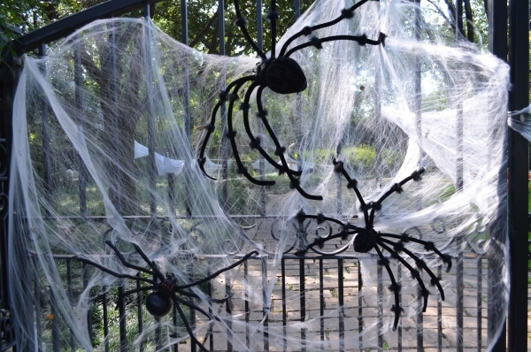 cobwebs are a necessity for any spooky decorations you want this halloween