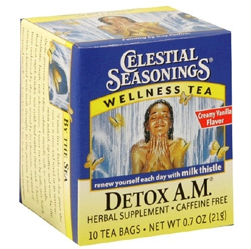 Celestial Seasonings Wellness Detox Tea