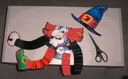 Pin the Hat on the Witch