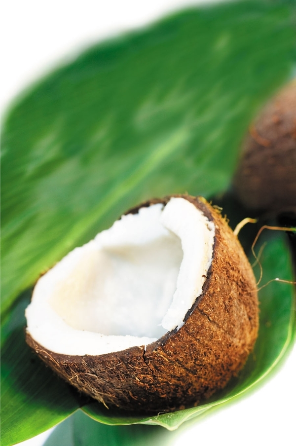 Use Only Coconut Oil