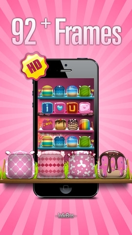 Pink Home Screen Designer