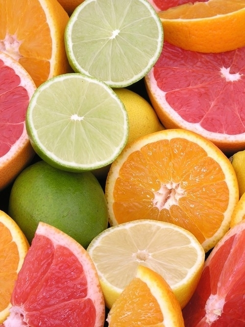 Eat Citrus Fruits