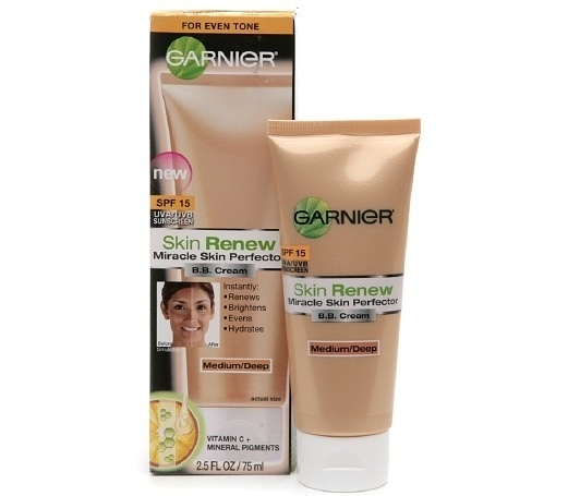 ... try out the garnier bb cream miracle skin perfector because it s