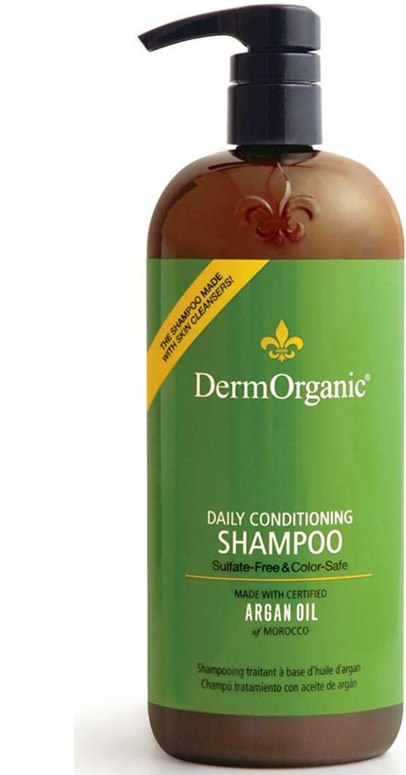 Dermorganic Daily Conditioning Shampoo 11 Best Natural