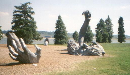 Hains Point Park