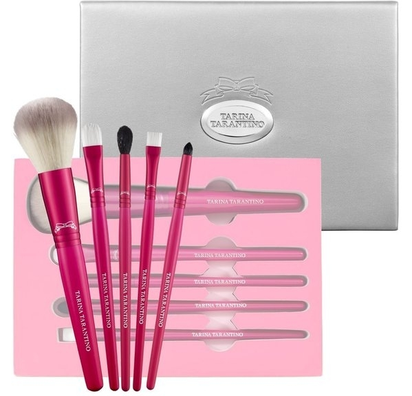 Fuchsia Revolution Brush Set – Tarina Tarantino