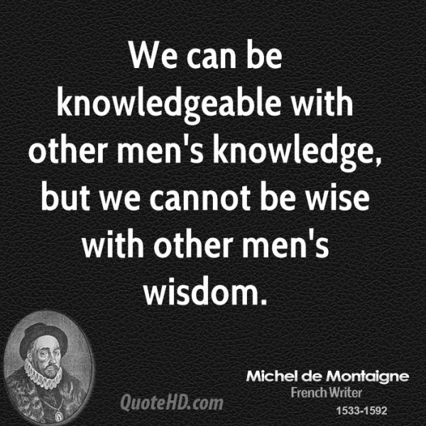 quotes from montaigne essays
