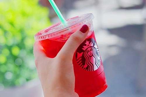 Passion Tea with Apple Juice