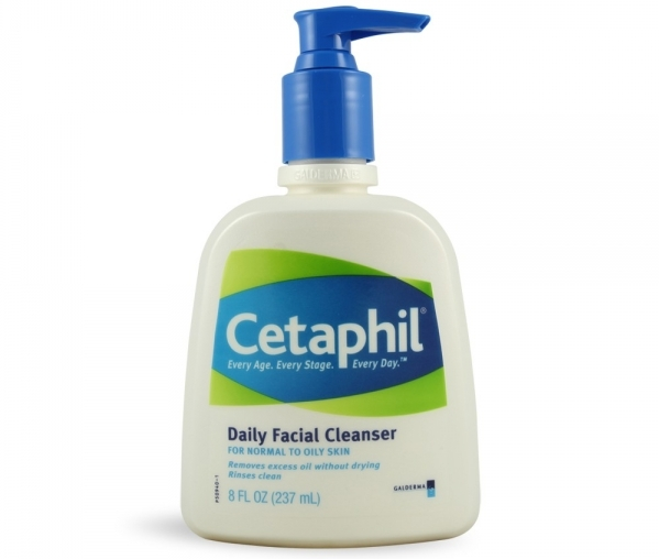 Cetaphil daily facial cleanser price