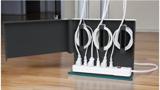 Plug Hub Cable Organizers