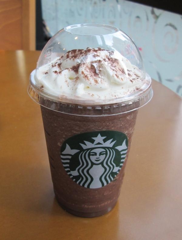Mint Chocolate Chip Ice Cream Starbucks