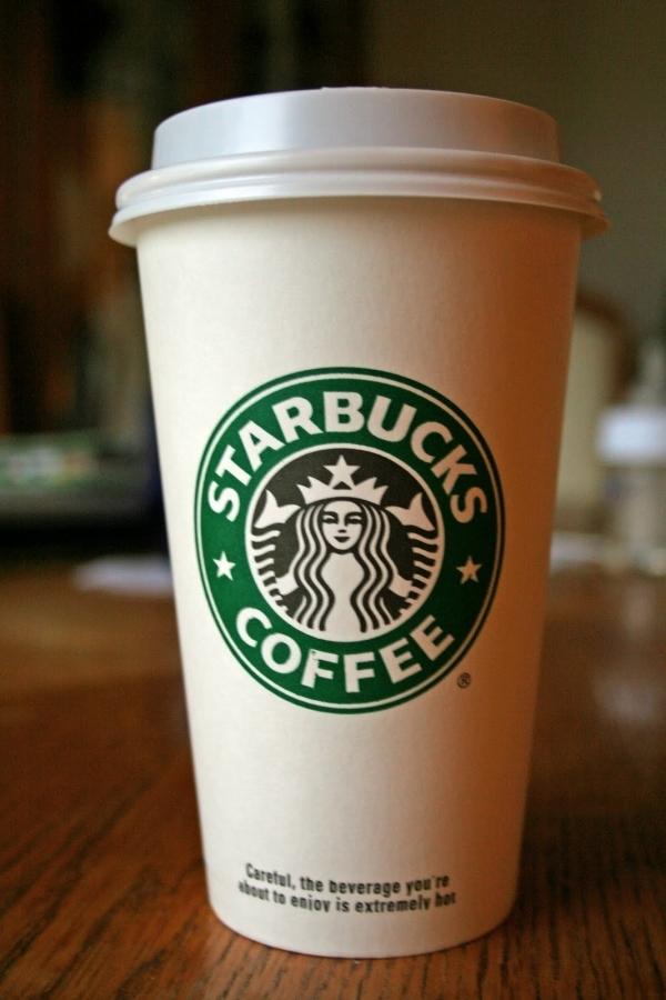 Starbucks Box Of Hot Chocolate