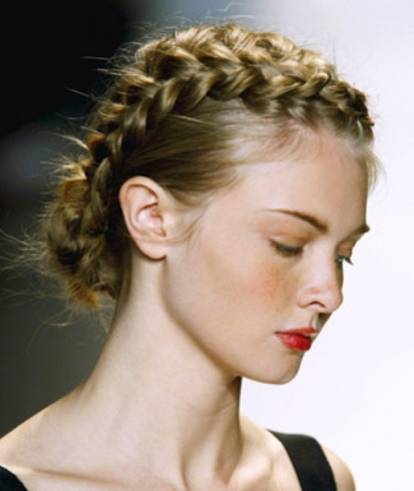 Surprising Hairstyle With Braids In Front Braids Short Hairstyles For Black Women Fulllsitofus