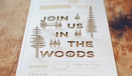 Country Rustic Invitations...
