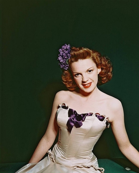 Judy Garland, American Actress and Singer