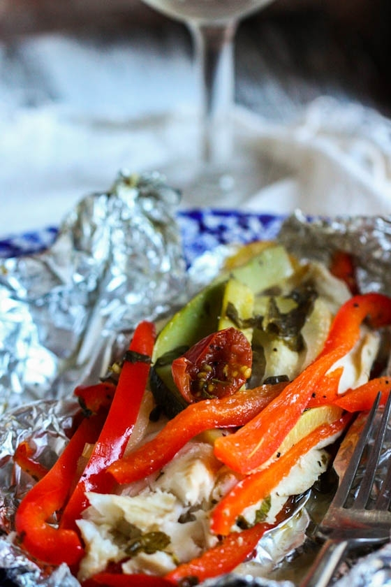 7 healthy dinner choices to choose when you 39 re short on for Fish in foil in oven