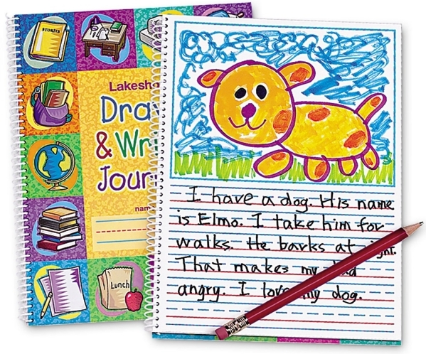 Draw & Write Journal
