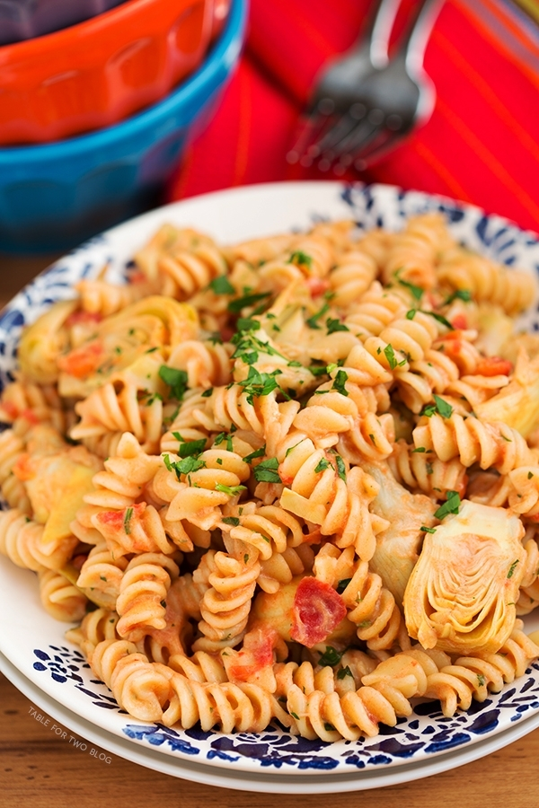 Roasted Garlic Pasta Sauce