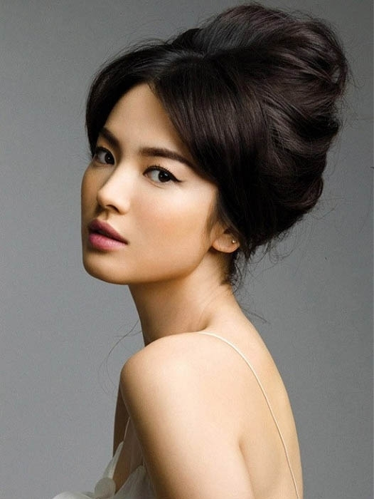 Groovy Beehive 7 Most Iconic Hairstyles Of All Time Hair Short Hairstyles Gunalazisus