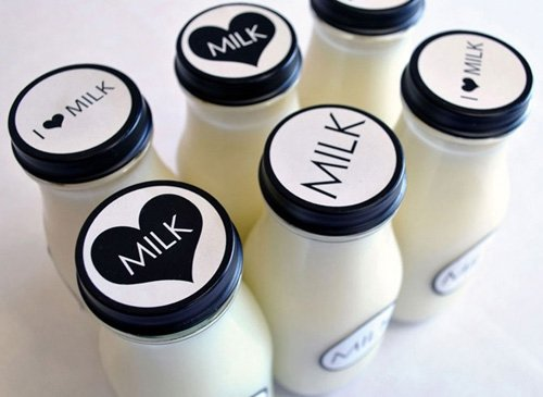 Reduced Fat Milk (2%)