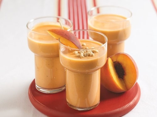 peach weight loss smoothie