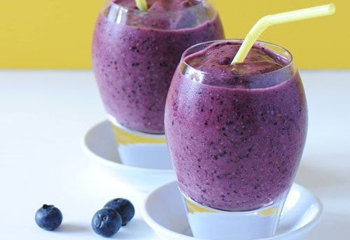 Kristin's Fruity Smoothie