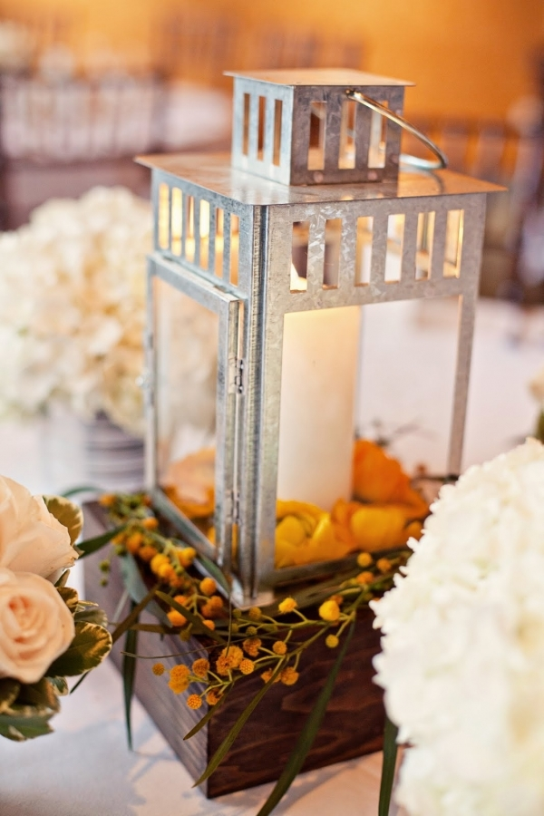 Rustic Chic Lanterns