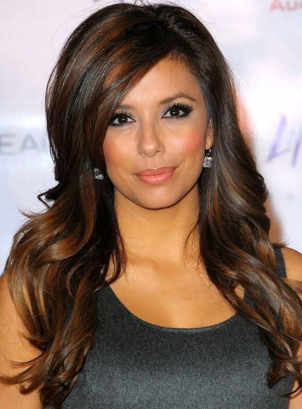 Dark Hair Color Winter 2013