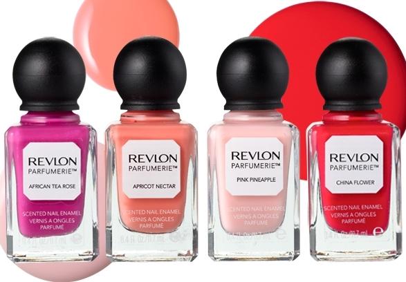 Revlon Parfumerie Scented Nail Enamels