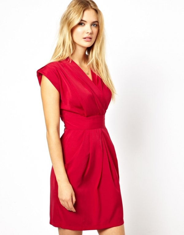 3. Little Red Dress - 9 Special Occasion Dresses for Women with an…