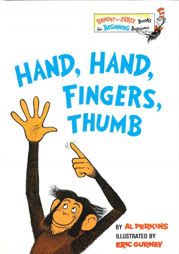 Hands, Hands, Fingers, Thumb by Al Perkins